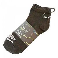 [해외]엄브로 Liner Sock 3 Pack Grey