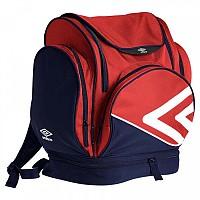 [해외]엄브로 Pro Training Italia Backpack Red / Dark Navy