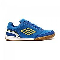 [해외]엄브로 Futsal Street V Electric Blue / Blazing Yellow / Tw Royal / White