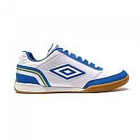 [해외]엄브로 Futsal Street V White / Tw Royal / Electric Blue / Blazing Yellow