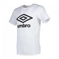 [해외]UMBRO Large Logo White / Black