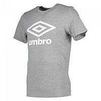 [해외]UMBRO Cotton Large Logo Grey Marl / White