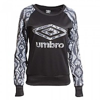 [해외]UMBRO Sweat Dark / Black / Dark Anthracite
