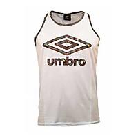 [해외]UMBRO Baradis Logo Tank White