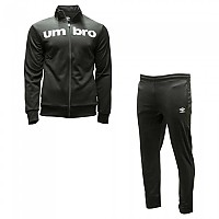 [해외]UMBRO Tracksuit Black