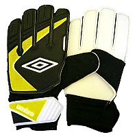 [해외]UMBRO Stadia Glove Junior Black / Standard Yellow / White