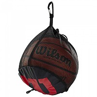 [해외]윌슨 Single Ball Bag Black