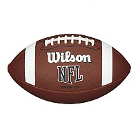 [해외]윌슨 NFL Bin Ball Official Brown