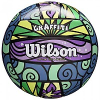 [해외]WILSON Graffiti Purple / Blue / Green / Yellow
