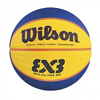 [해외]WILSON Fiba 3x3 Replica Yellow / Blue