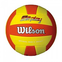 [해외]WILSON Super Soft Play Official Red / Yellow
