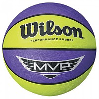 [해외]WILSON MVP Mini Rubber Purple / Lime