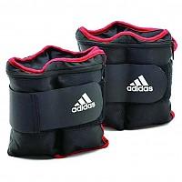 [해외]아디다스 HARDWARE Adjustable Ankle Weights 2 x 1 Kg
