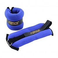 [해외]ATIPICK Neoprene Ankle Weights 2 X 1 Kg Blue