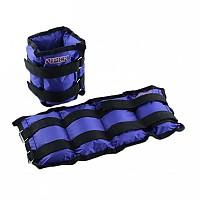 [해외]ATIPICK Nylon Ankle Weights 2 X 2 Kg Blue