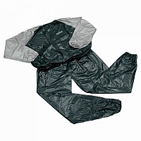 [해외]CARE Sauna Suit Black / Grey