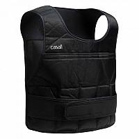 [해외]CASALL Weight vest 8 Kg Black