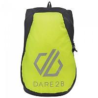 [해외]Dare2B Silicone III Rucksack 13L Ebony / Fluro Yellow