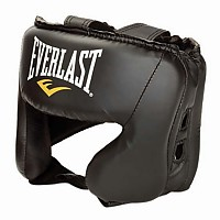 [해외]EVERLAST EQUIPMENT Protective Headgear Black