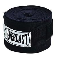 [해외]EVERLAST EQUIPMENT Handwraps Black