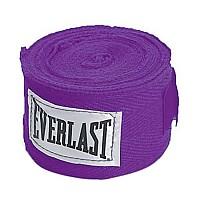 [해외]EVERLAST EQUIPMENT Handwraps Purple