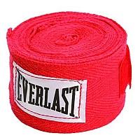 [해외]EVERLAST EQUIPMENT Handwraps Red