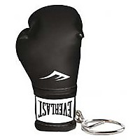 [해외]EVERLAST EQUIPMENT Miniature Box Gloves Key Ring Black