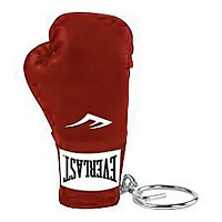 [해외]EVERLAST EQUIPMENT Miniature Box Gloves Key Ring Red