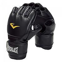 [해외]EVERLAST EQUIPMENT Martial Arts PU Grappling Gloves Black