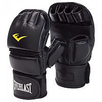 [해외]EVERLAST EQUIPMENT Martial Art Closed Thumb Gloves Black