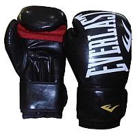 [해외]EVERLAST EQUIPMENT Marble PU MMA Gloves Black