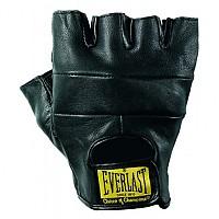 [해외]EVERLAST EQUIPMENT Leather All Competition Black