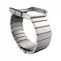 [해외]핏빗 Blaze Metal Strap Silver