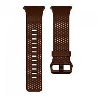 [해외]핏빗 Ionic Leather Strap Cognac