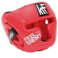 [해외]KRF Headgear Junior Red