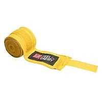 [해외]KRF Semi Elastic Hand Wraps 2 Units Yellow