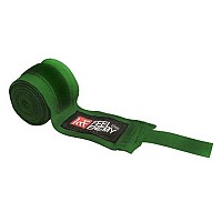 [해외]KRF Semi Elastic Junior Hand Wraps 2 Units Green