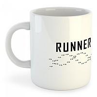 [해외]KRUSKIS Mug Runner DNA 325ml White