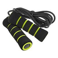 [해외]매드웨이브 Skip Rope with PVC Cord Black / Green