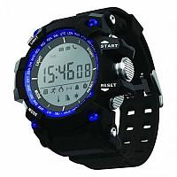 [해외]MUVIT Smartwatch Sport Black / Blue