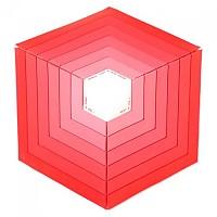 [해외]NGS Roller Cube Bluetooth Speaker Red