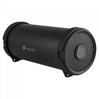 [해외]NGS Roller Flow Mini Bluetooth Speaker Black