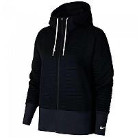 [해외]나이키 Dry DBL Full Zip Hoody Black / Black
