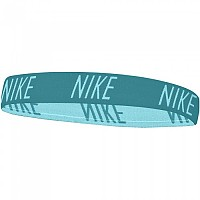 [해외]나이키 ACCESSORIES Logo Headband Noise Aqua