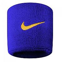 [해외]나이키 ACCESSORIES Swoosh Wristbands Field Purple / Yellow