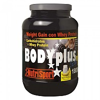 [해외]NUTRISPORT Bodyplus Yogurt And Banana 850gr Yogurt / Banana