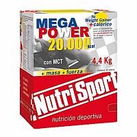 [해외]NUTRISPORT Megapower Vanilla 4.4kg Vanilla