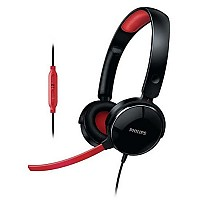[해외]PHILIPS SHG7210/10 Gaming Headphones Black