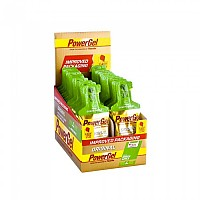 [해외]파워바 PowerGel 오리지날 Box 24 Units Green Apple With Caffeine