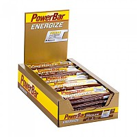 [해외]파워바 Energize Box 25 Units Chocolate